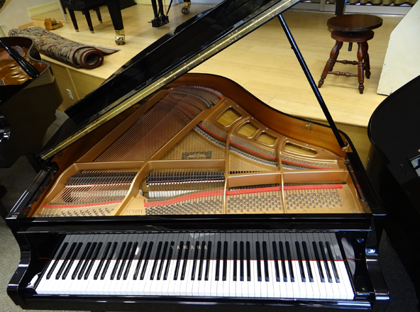 Save on yamaha used disklavier baby grand pianos for Yamaha disklavier grand piano