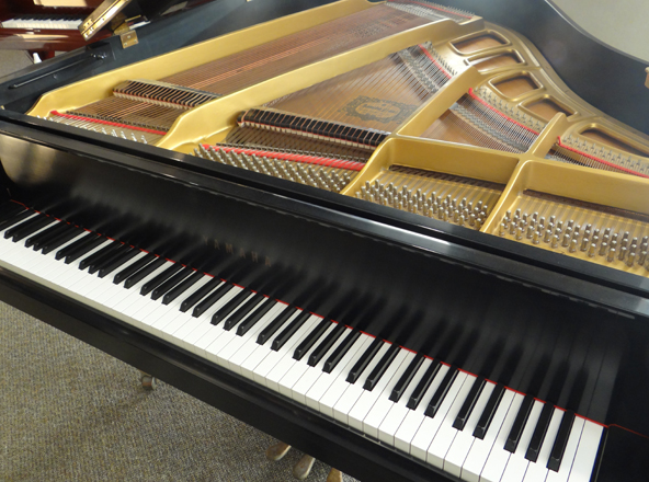 Save on used yamaha disklavier baby grand pianos for Yamaha used piano