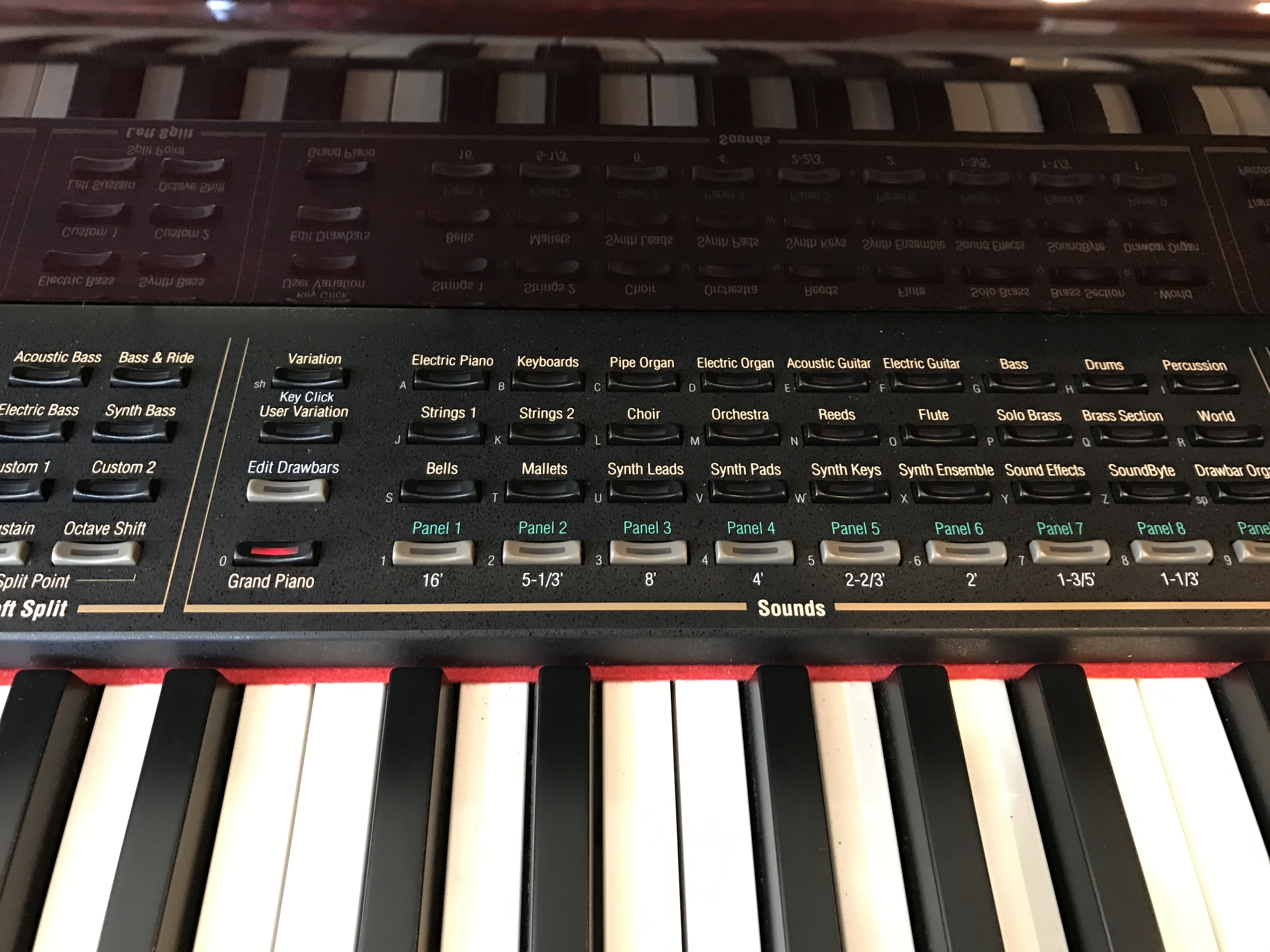 Used Digital Baby Grand Piano By Kurzweil Used Piano Center